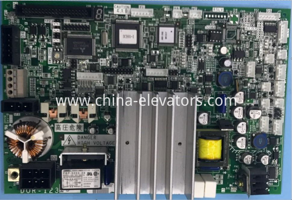 Door Operator Control Board for Mitsubishi MRL Elevators DOR-123