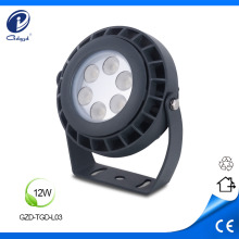 High Lumen Exterior LED Flood light fixtures Warmwhite