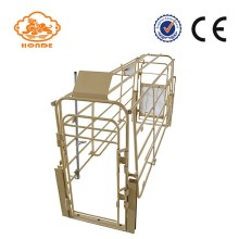 OEM/ODM for Steel Solid Rod Farrowing Stalls Durable Solid Rod Pig Farrowing Pens supply to Poland Factory