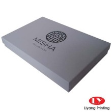 White gift packaging clothes box newly style