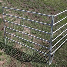 Galvanized Pipe Flexible Horse Fence Panels