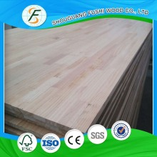 18mm Pine Material Glulam Board For Cabinet Production