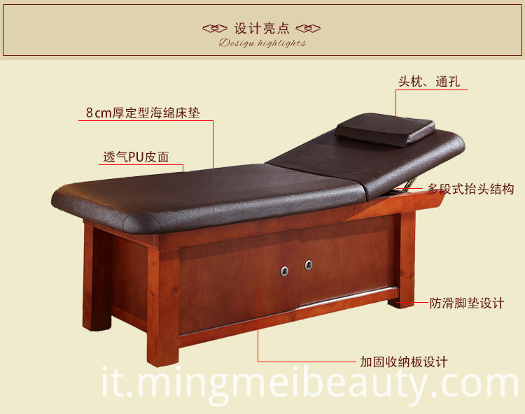Facial Massage Table