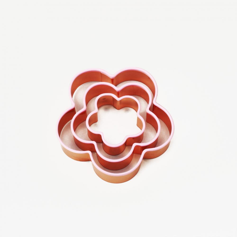 Flower Shape Cookie Cutter