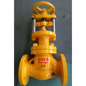 Zero leakage Bellows Global Valve/Chlor Alkali Valve