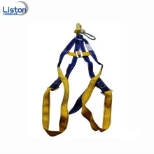 Outdoor full body security climbing safety harness