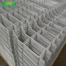 pvc coated security welded trangle bending fence