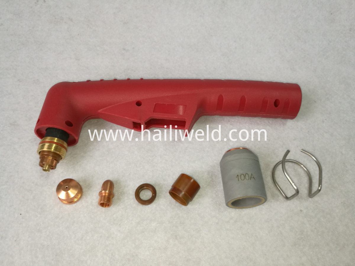 A101 Trafimet Air cooled plasma cutting torch Consumables