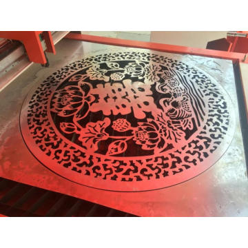 Heavy CNC Gas Plasma Cutting Machine