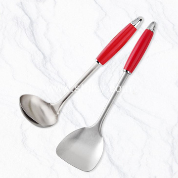 Kitchen Tool Stainless Steel Cooking Spoon Shovel