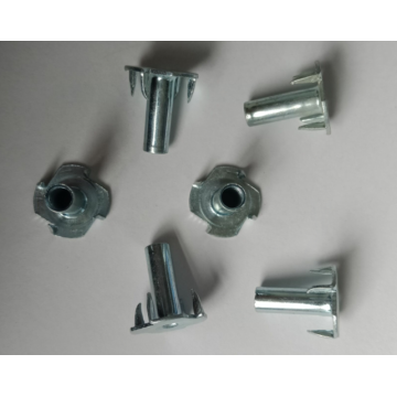 m4x16 Half thread 4 prongs Tee Nuts