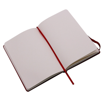 Custom Travel Diary Notebook with Elastic Band