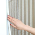Magnetic insect mosquito protection window screen