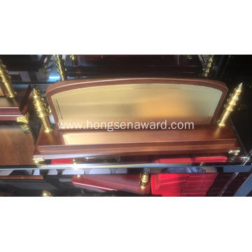 Wood Desk Name DN-3