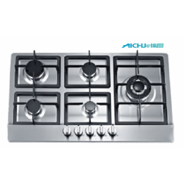 Faber Built In 5 Burners Hob Gas Cooker