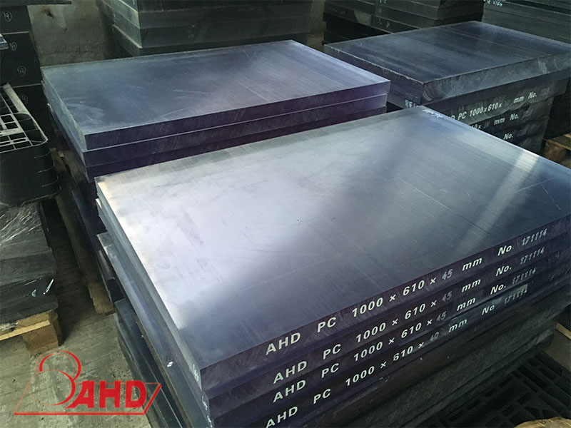 Extruded PC Plastics Sheets