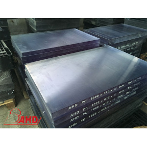 Good Quality Cnc Router price for Polycarbonate Sheets Extruded Thickness 15-120MM PC Polycarbonate Plastics Sheet export to Swaziland Exporter