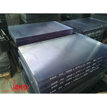 Hot Sale for Pc Sheet Extruded Thickness 15-120MM PC Polycarbonate Plastics Sheet supply to Solomon Islands Exporter