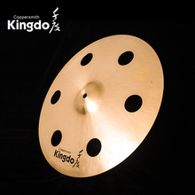 Best Quality for O-Zone Cymbals High Quality B20 O-Zone Effect Cymbals For Sale export to Sri Lanka Factories