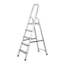 Normal aluminum alloy household step ladder