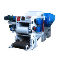 Widen drum wood chipper for waste carton