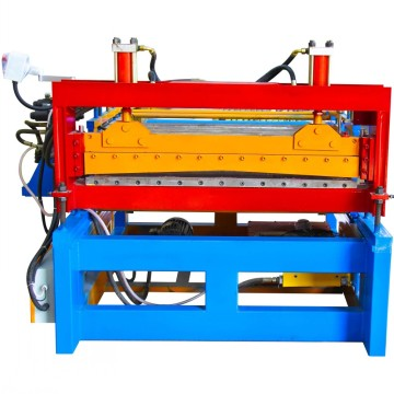 Galvanized Steel Sheet Flattening Forming Machine