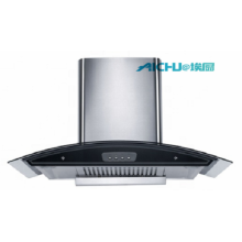 Push Button Kitchen Range Hood