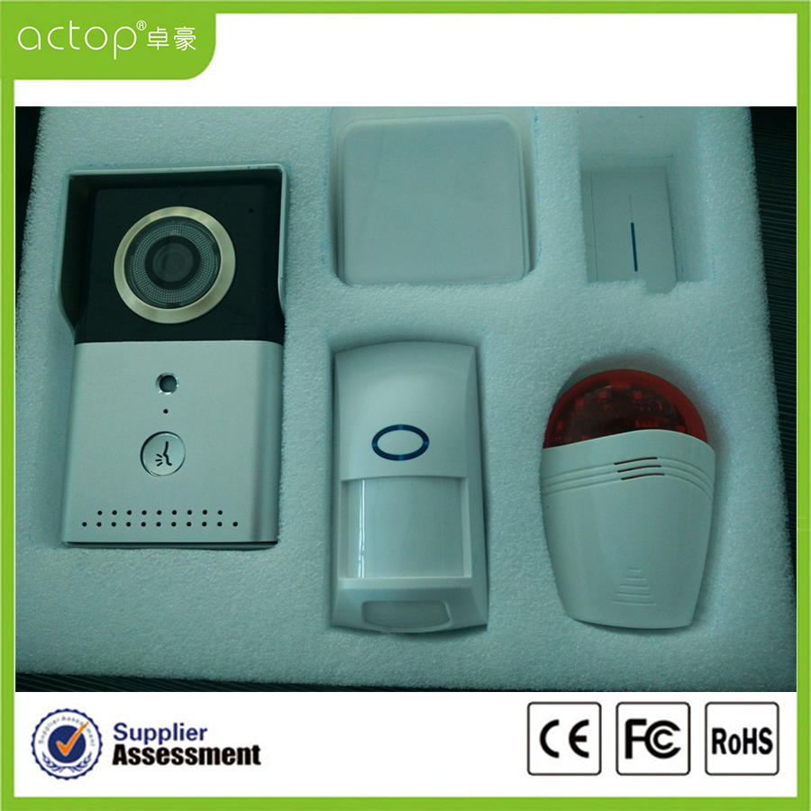 Smart Wireless WiFi Doorbell