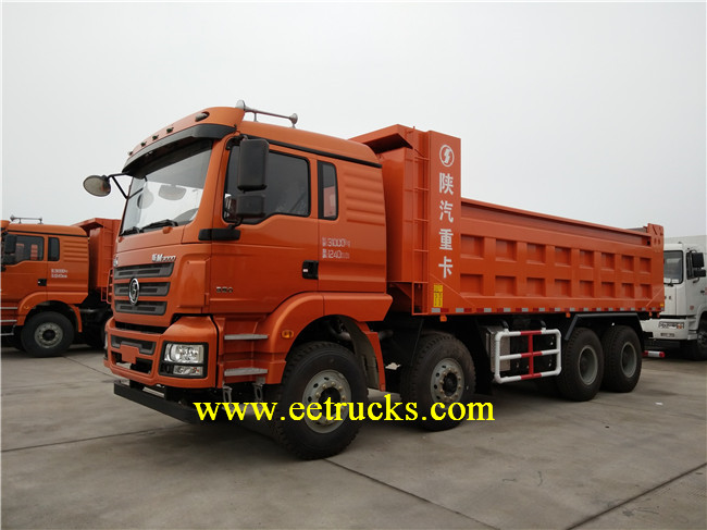 SHACMAN Cargo Dump Trucks