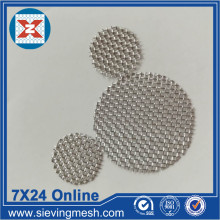 Stainless Steel Filter Disc Wire Mesh