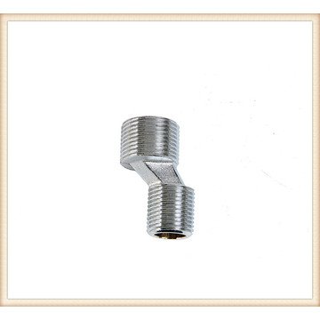 Brass Faucet Inlet Connector CNC