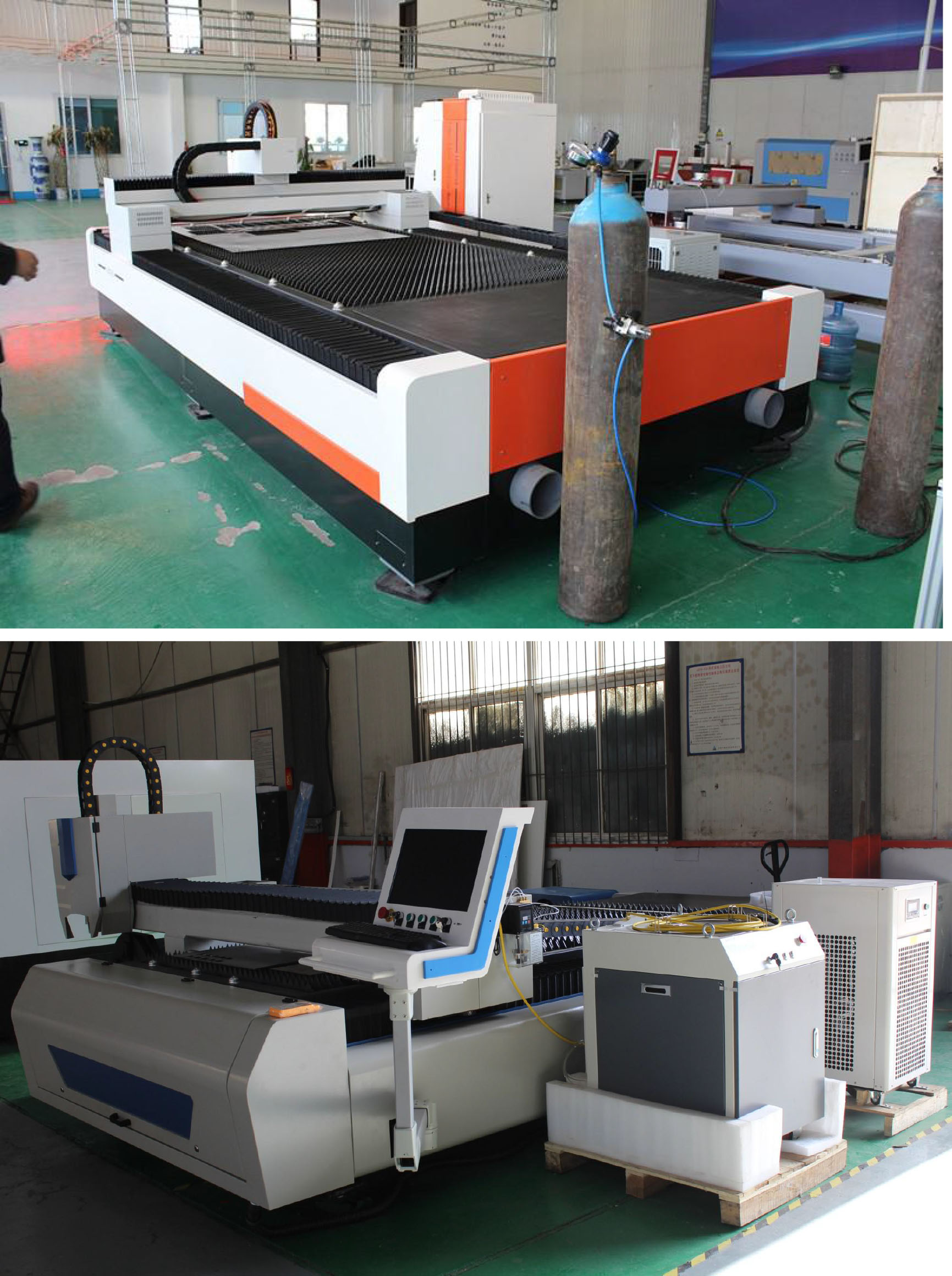metal laser cutting machine