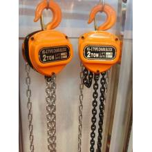 Goods high definition for Heavy Duty Chain Block HSZ-CB Series chain hoist supply to Indonesia Importers