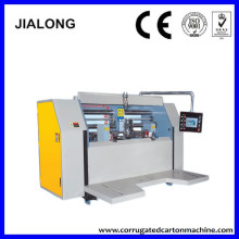 High Speed Semi Automatic Stitcher Carton Machine