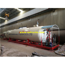 50CBM 25Ton Skid-mounted LPG Filling Plants