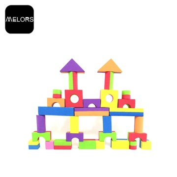 Melors High Quality Kids EVA Foam Building Block