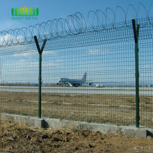 Bending Metal Airport Fence With Factory Price