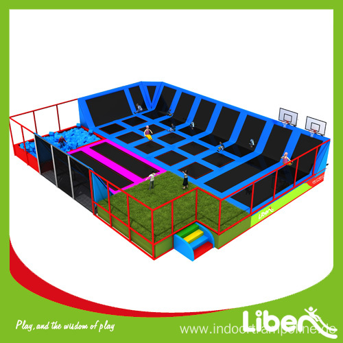 Children octagon trampoline enclosure cover