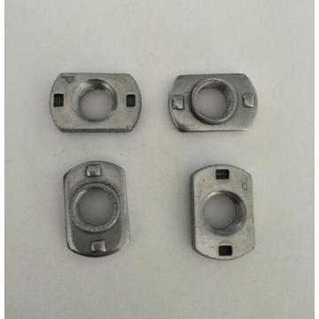 Carbon Steel Flat Welding Nuts