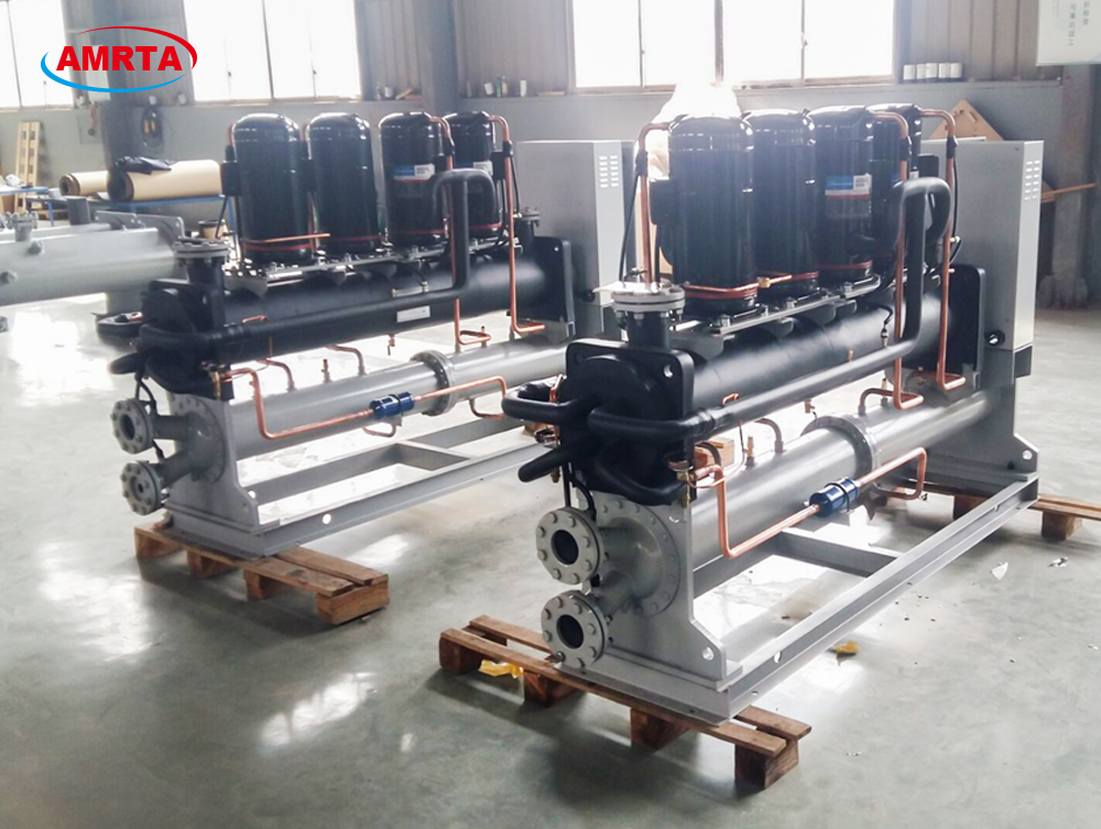 Scroll Water Cooled Chiller