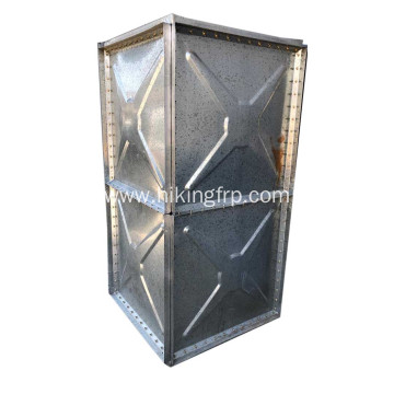 Environmental Assembly Galvanzied Steel Water Tank
