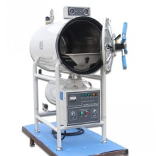 Professional China for Horizontal Cylindrical Pressure Autoclave 400L horizontal hospital sterilizer autoclave export to Sudan Factory