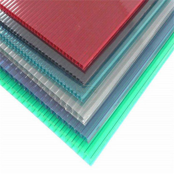 3Mm Thick Plastic Waterproof Transparent Polycarbonate Sheet