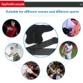 Adjustable Orthopedic medical football shoulder strap pads