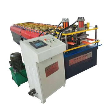 automatic metal fence sheet roll forming machine