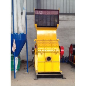 briquette breaker mobile scrap shredder machine