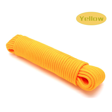 5MM PP Polypropylene Braided Floating Rope