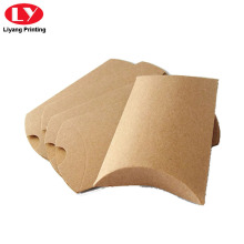 Kraft Paper Pillow Box for Soap Packaging