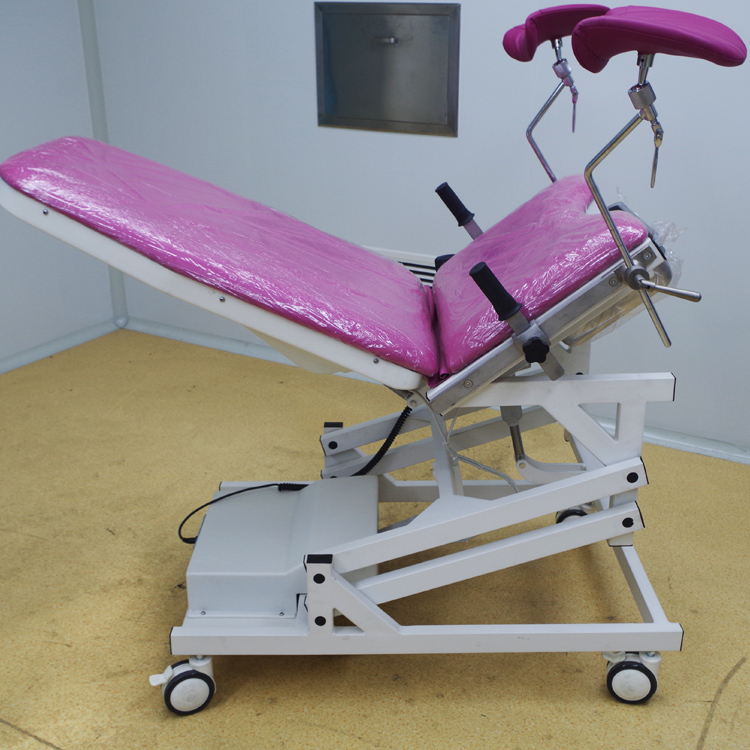 Portable Exam Table With Stirrups China Manufacturer