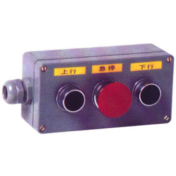 PB85 Inspection Box For Escalator , Elevator Component
